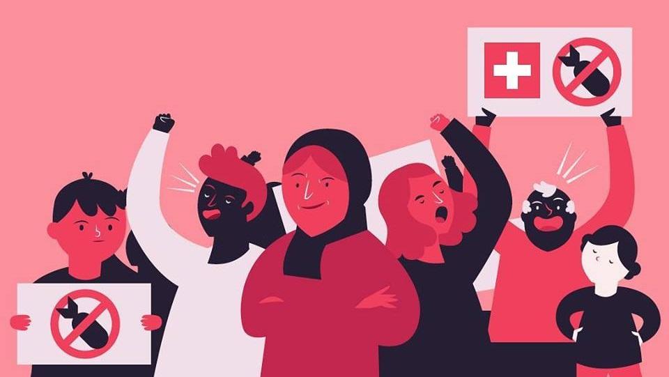 Schweiz ohne Atomwaffen